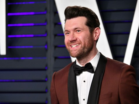 Billy Eichner 'completely freaks out' before meeting Prince Harry and Meghan Markle and it's so pure