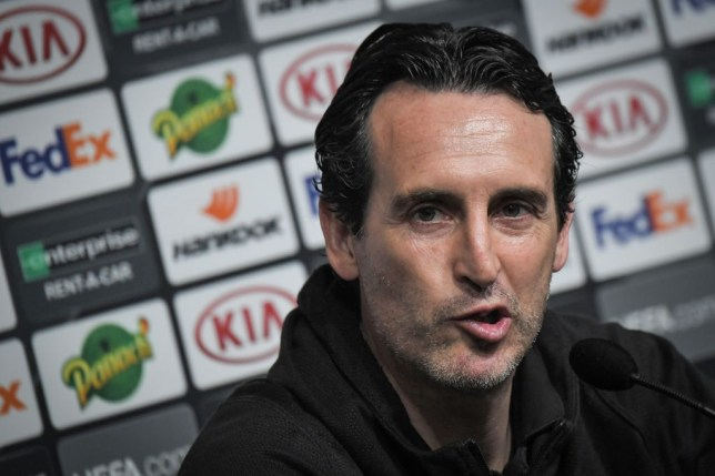 Unai Emery is keen to bolster his Arsenal squad this summer
