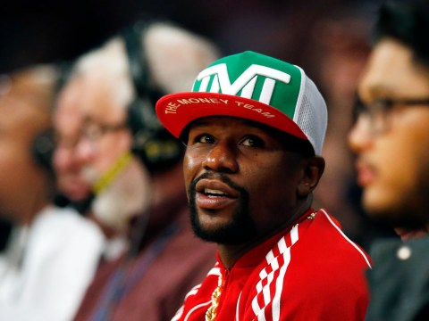 Floyd Mayweather opens fire on Manny Pacquiao by branding rival his 'employee'