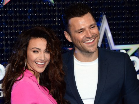 Mark Wright admits to 'screaming row' with Michelle Keegan after she fell through a toilet