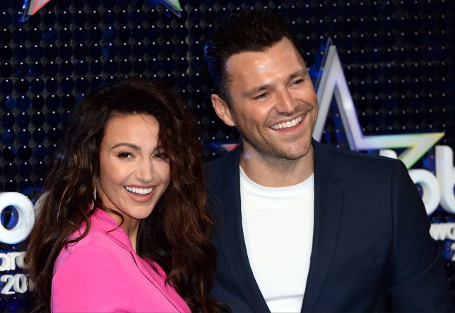 Michelle Keegan and Mark Wright had a screaming row.