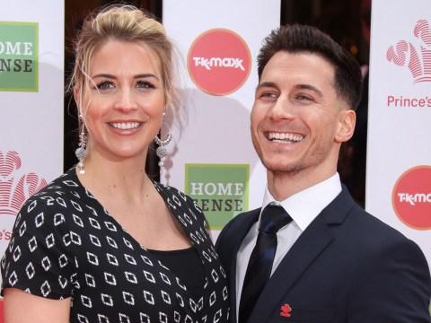 Gorka Marquez gets emotional as he praises 'hero' Gemma Atkinson after terrifying birth ordeal