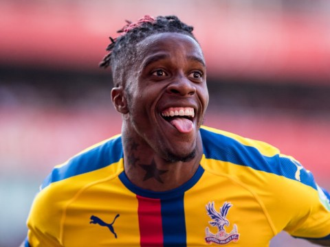 Everton ready £60m bid for Crystal Palace's Wilfried Zaha with talks already underway