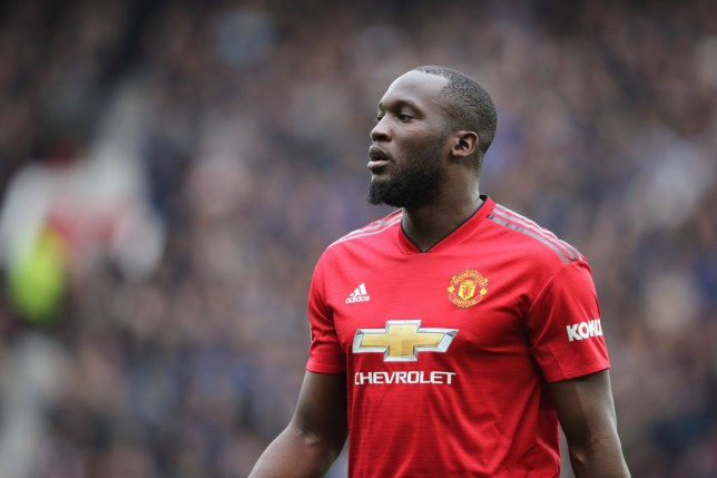 Man United striker Romelu Lukaku is Inter Milan's No.1 transfer target