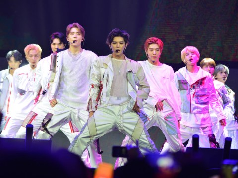 NCT 127 at Wembley Arena review: Polished K-Pop stars are at their best when they bring the energy