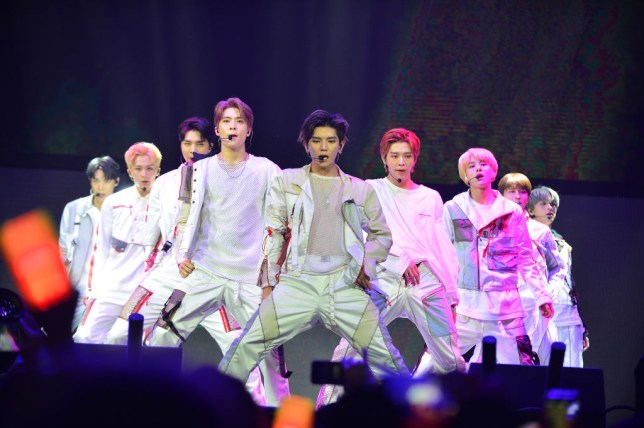 NCT 127 London tour review: KPop band bring energy to Wembley Arena