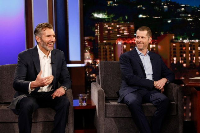 David Benioff and DB Weiss appear under 'bad writers' on google