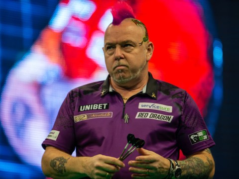 Peter Wright plays down form after claiming second title in a week ahead of the World Matchplay