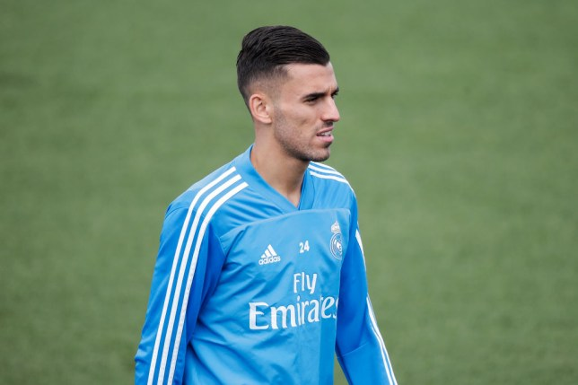 Arsenal have been closing in on the loan signing of Real Madrid's Dani Ceballos