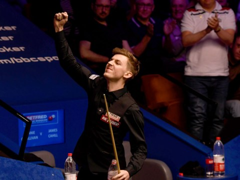 James Cahill taking 'inner confidence' from Ronnie O'Sullivan win into new snooker season