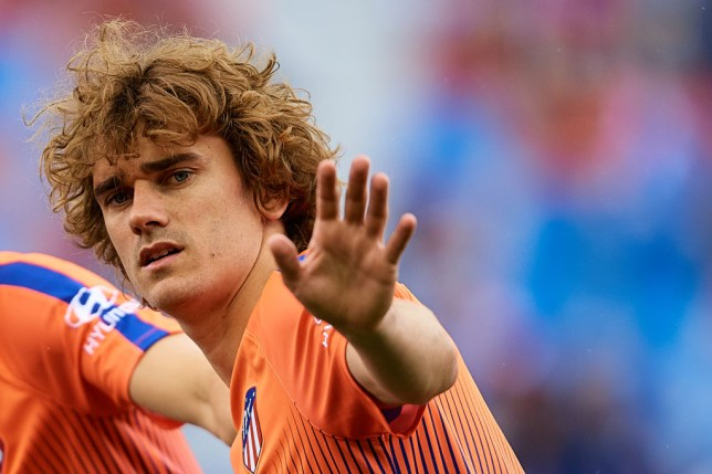 Atletico Madrid have accused both Antoine Griezmann and Barcelona of 'disrespect'