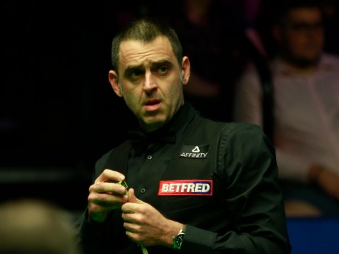Ronnie O'Sullivan opens up about how anxiety has affected his snooker career