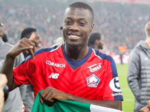 Lille president confirms Nicolas Pepe's move to Arsenal and reveals transfer fee