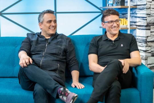 Marvel directors Joe and Anthony Russo tease Phase 4 announcement at San Diego Comic Con