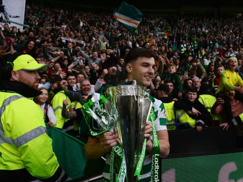 Celtic respond to Arsenal's improved Kieran Tierney transfer bid