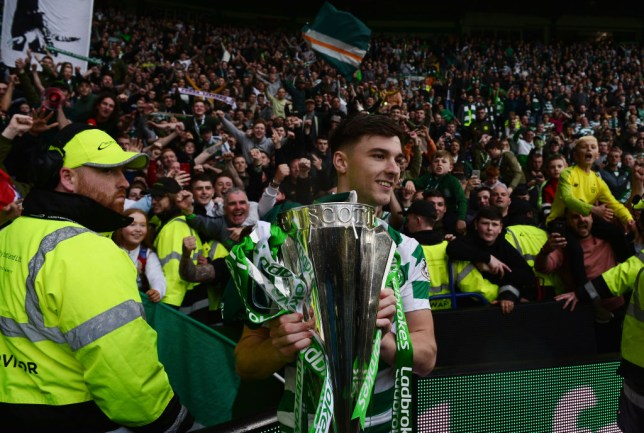 Arsenal are desperate to sign Celtic left-back Kieran Tierney