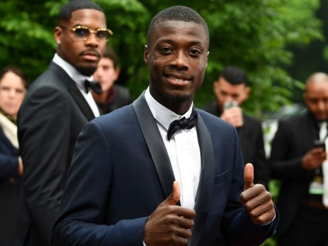 Lille president confirms Liverpool talks to sign Nicolas Pepe