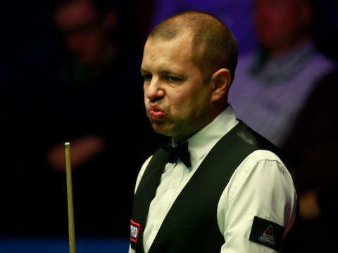 Barry Hawkins reveals nasty boating accident has hampered his start to the snooker season