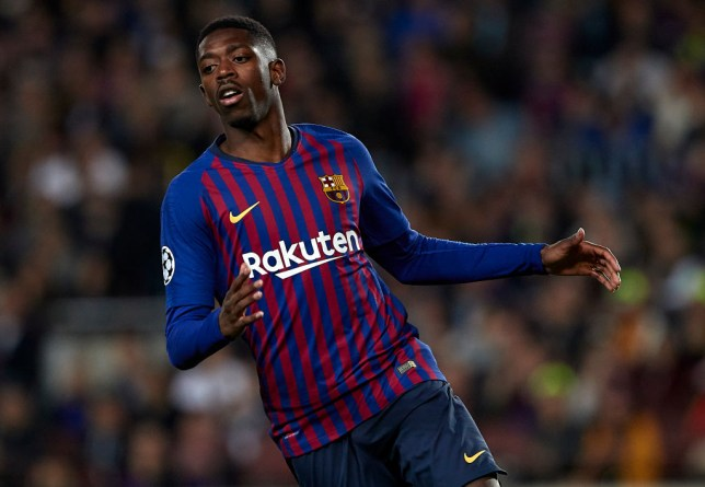 Liverpool have approached Barcelona's Ousmane Dembele this summer