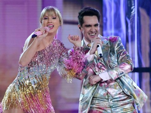 Brendon Urie calls Scooter Braun a 'toxic piece of s***' in Taylor Swift row