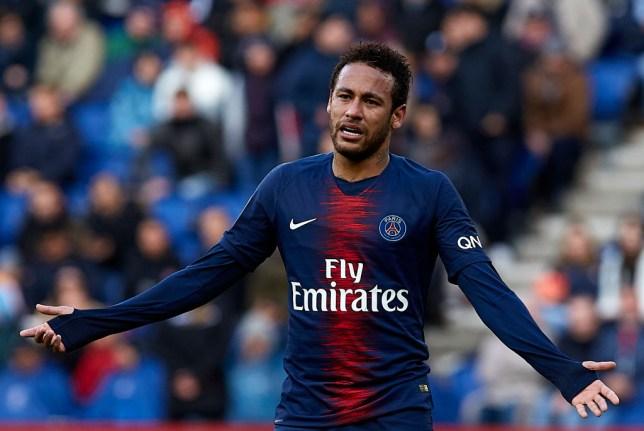 Image result for neymar psg