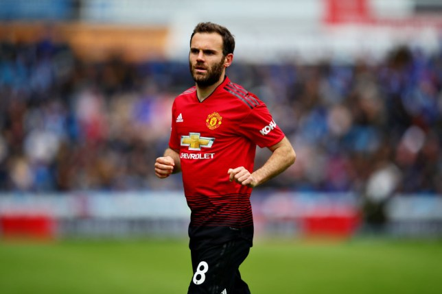Juan Mata Reveals Why He Decided To Sign A New Man United