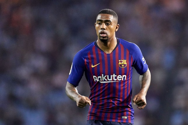 Arsenal have made a move to sign Malcom from Barcelona