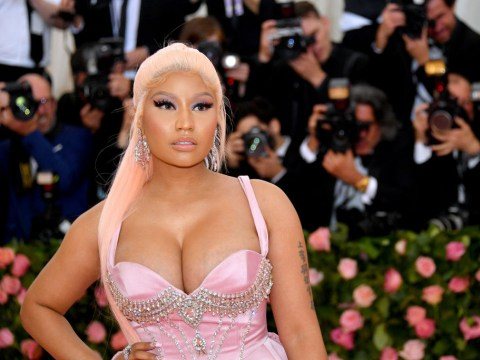 Nicki Minaj changes Twitter name to Mrs. Petty amid speculation she married Kenneth Petty