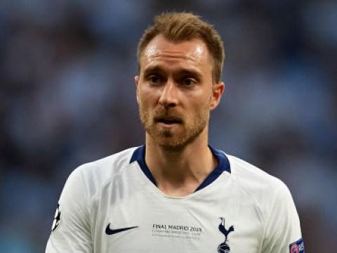 Atletico Madrid enter the race to sign Tottenham playmaker Christian Eriksen