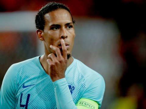 Barcelona approach for Liverpool star Virgil van Dijk immediately rejected