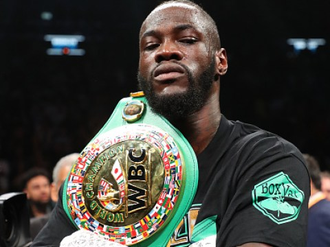 Deontay Wilder launches scathing attack on Dillian Whyte after rival 'fails drug test'