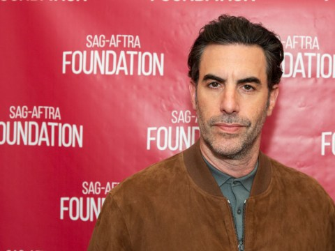 Sacha Baron Cohen gives incredible shout-out to 'vacuously evil' Dick Cheney and Sarah Palin for Who Is America? Emmy nominations