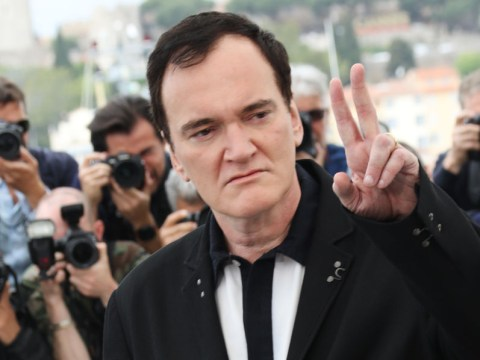 How many movies did Quentin Tarantino make before Once Upon a Time in Hollywood?
