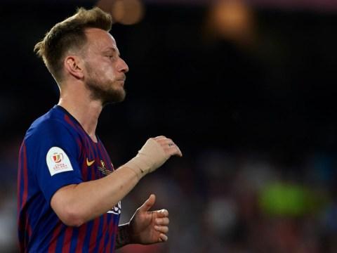 Ivan Rakitic desperate for Barcelona stay amid Man Utd and Inter Milan links