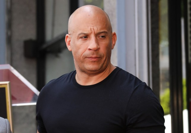 Vin Diesel 'is tearful and in total shock after seeing Fast and Furious 9 stunt double fall on his head'