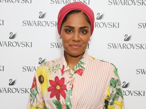 Nadiya Hussain leaves us all confused as she puts spaghetti hoops in fish pie