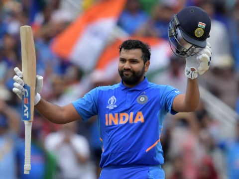India opener Rohit Sharma joins elite list after century in Bangladesh World Cup clash