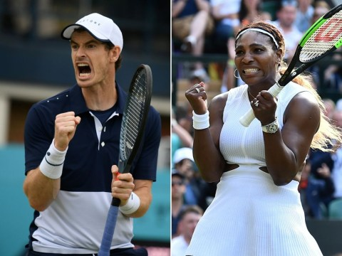 Andy Murray and Serena Williams learn fate in mixed doubles draw