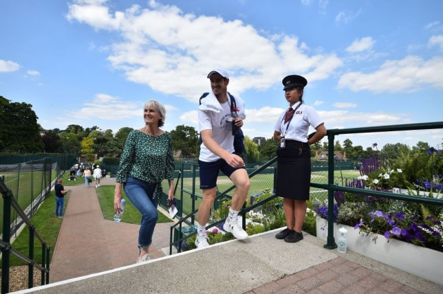 Andy Murray reacts to mum Judy Murray snubbing him for 'number one son' Jamie