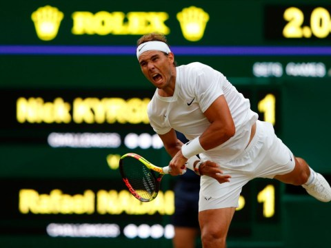 Rafael Nadal wins clash of styles & personalities with Nick Kyrgios in instant Wimbledon classic