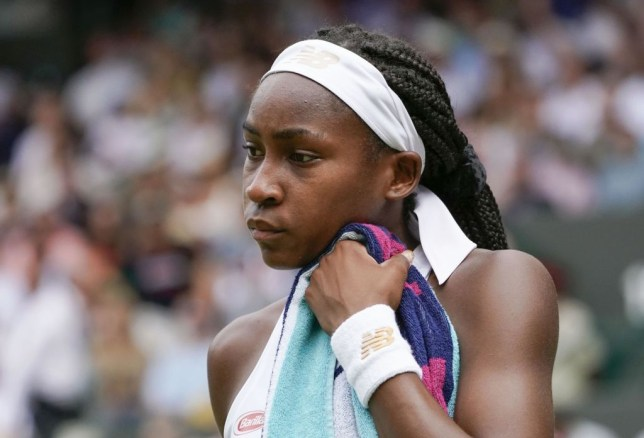 Coco Gauff confirms US Open plans after Wimbledon exit