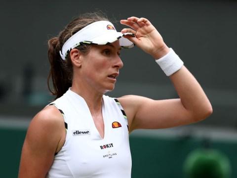 Barbora Strycova's coach reveals why Johanna Konta lost Wimbledon quarter-final