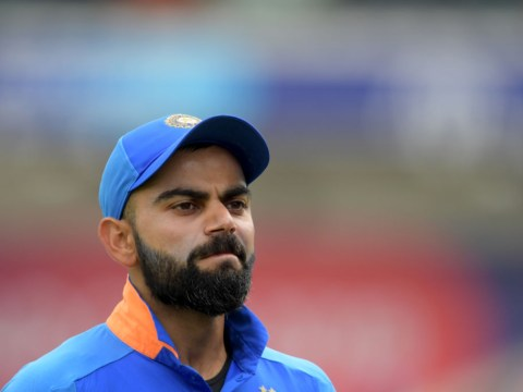 Virat Kohli reacts to India's shock World Cup semi-final defeat to New Zealand