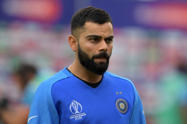 Virat Kohli's India were knocked out of the World Cup by New Zealand