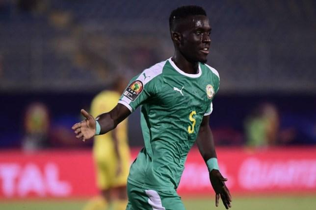 Idrissa Gueye is set to join Paris Saint-Germain