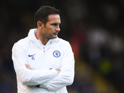 Jimmy Floyd Hasselbaink says Chelsea youngsters won't cut it after Frank Lampard's first game in charge