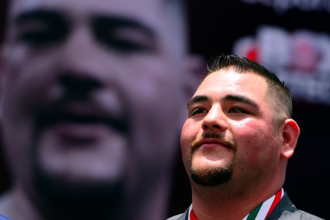 Andy Ruiz Jr wants the rematch with Anthony Joshua in New York