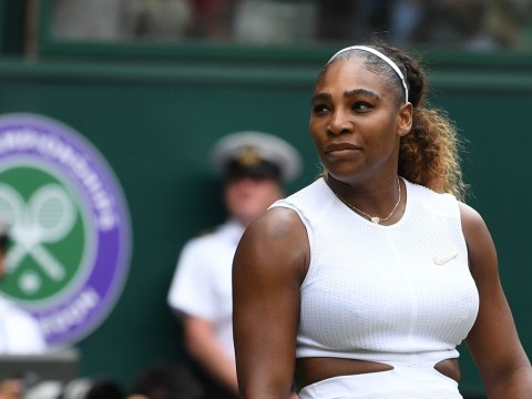 Serena Williams hits back at suggestions she should focus purely on her tennis after Wimbledon defeat