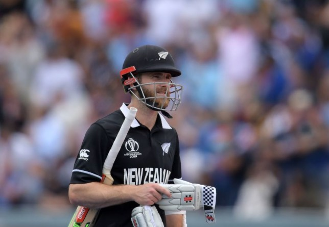 Kane Williamson broke a World Cup record during the final against England