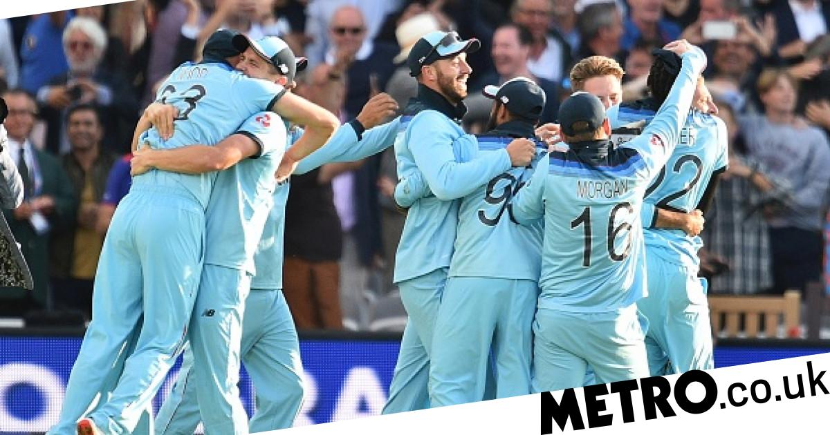 England win World Cup after incredible final against NZ goes to super over